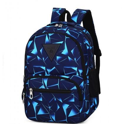 MILANDO Kid Children Student School Bag Backpack Beg Sekolah Bagback (Type 21)