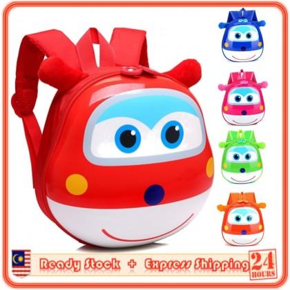 MILANDO Children Kid Super Wlngs Kindergarten School Bag Backpack Beg Sekolah