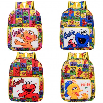MILANDO Kid Backpack Cartoon Backpack Casual Student Bag (Type 3)