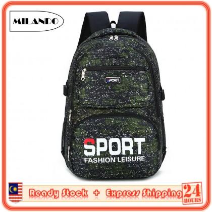 MILANDO Kid School Bag New Arrival High Quality School Bag Backpack Bags Beg Sekolah (Type 28)