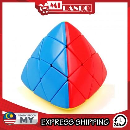 MILANDO Magic Speed Rubik Rubic Cube Mirror Cube Megaminx Pyraminx Puzzle Educational Toy