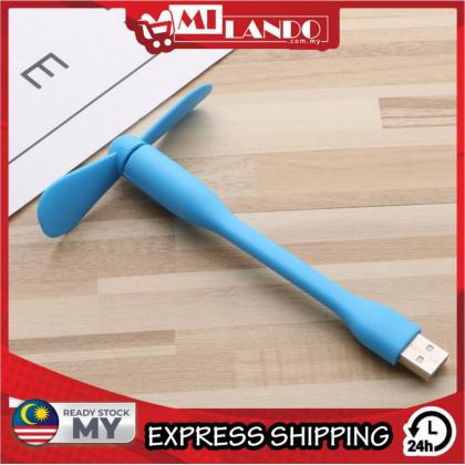 MILANDO USB Fan Flexible Portable Mini Fan USB Fan Flexible Portable Mini Fan (Type 2)